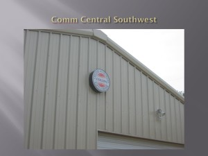 1 Comm Central SW