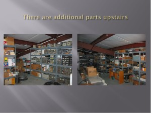 52 Parts Department